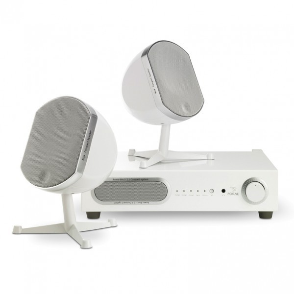 Focal Little Bird Pack 2.1 - White