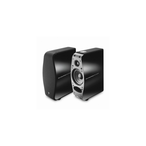 Focal XS Book Wireless - Black