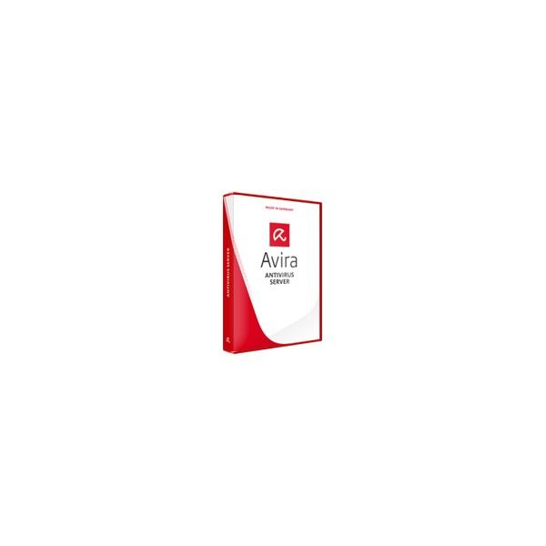 Avira Antivirus Server GOV 50 à 99 postes Windows 12 mois