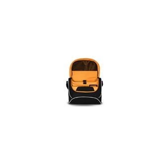 """LA BESACE - Classic - noir/orange (MBP 15.4"""")"""